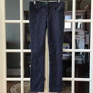 Ralph Lauren Embossed Jeans